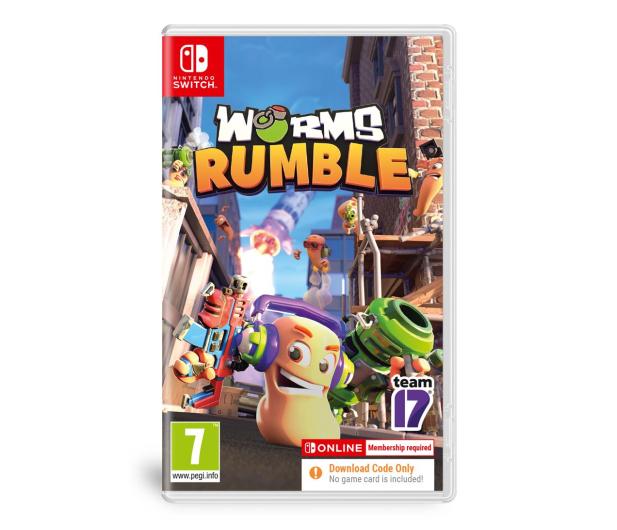 Switch Worms Rumble - 644492 - zdjęcie