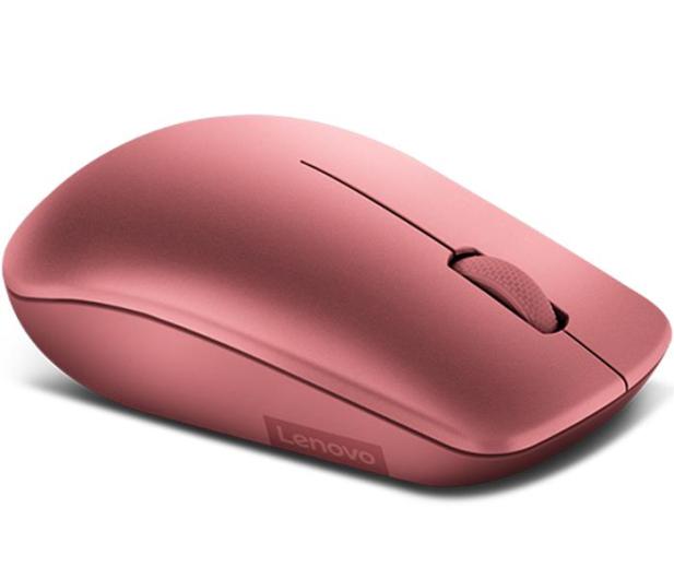 Lenovo 530 Wireless Mouse (Cherry Red) - 640499 - zdjęcie 3