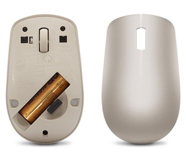 Lenovo 530 Wireless Mouse (Almond) - 640503 - zdjęcie 4
