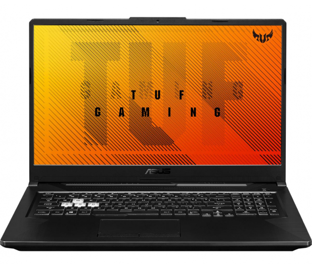 ASUS TUF Gaming F17 i5-10300H/16GB/512 GTX 1650Ti - 639127 - zdjęcie 6