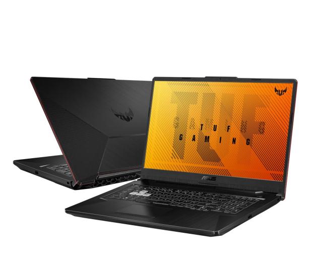 ASUS TUF Gaming F17 i5-10300H/16GB/512 GTX 1650Ti - 639127 - zdjęcie
