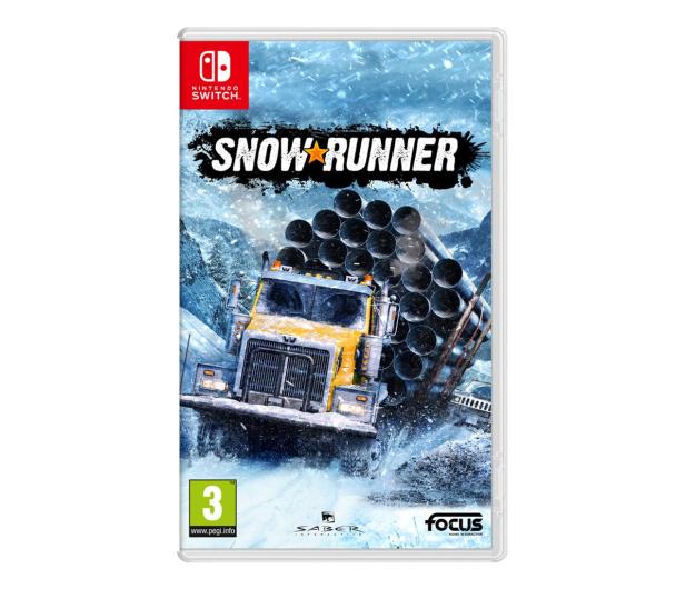 Switch SnowRunner - 645211 - zdjęcie