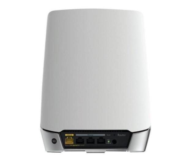Netgear Orbi WiFi 6 RBK753 (4200Mb/s a/b/g/n/ac/ax) 3xAP - 602374 - zdjęcie 4