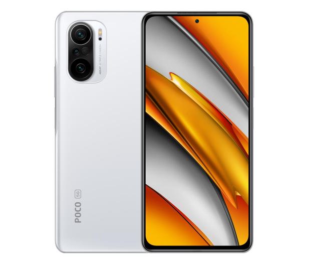 Xiaomi POCO F3 8/256GB Arctic White - 645381 - zdjęcie