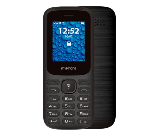myPhone 2220 czarny - 640021 - zdjęcie