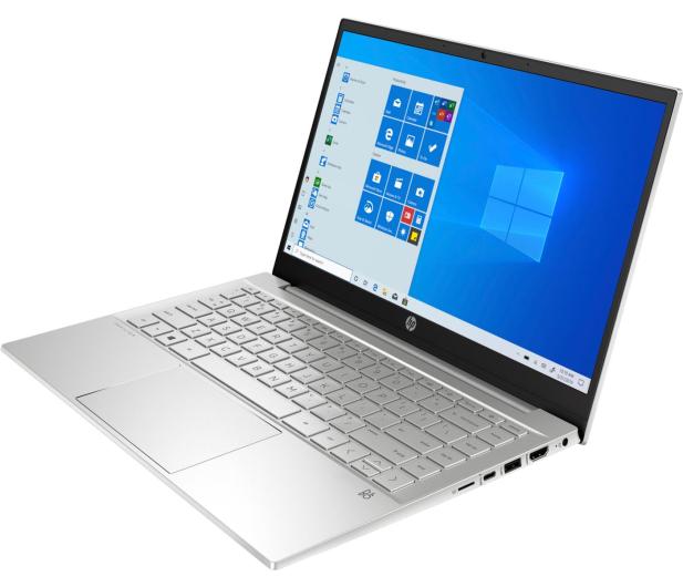 HP Pavilion 14 i5-1135G7/16GB/960/Win10 Silver Touch - 653785 - zdjęcie 2