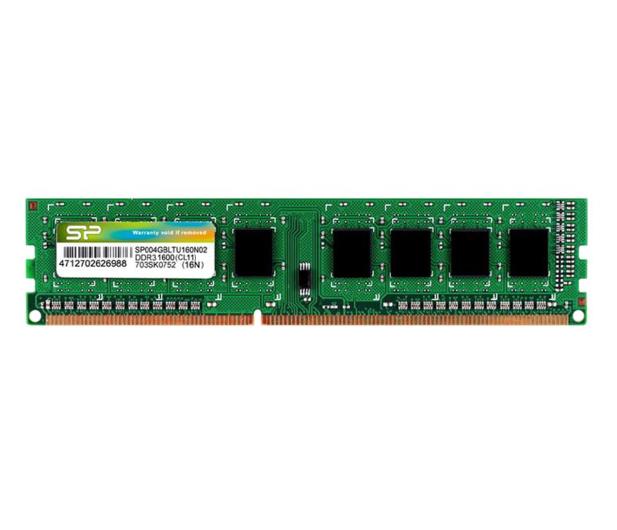 Silicon Power 8GB (1x8GB) 1600MHz CL11 - 643638 - zdjęcie