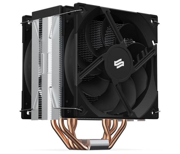 SilentiumPC Fera 5 Dual Fan 2x120mm - 643663 - zdjęcie 5