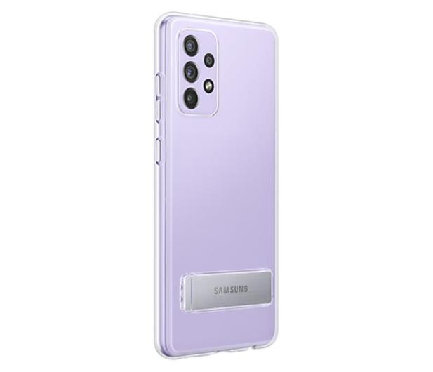 Samsung Clear Standing Cover do Galaxy A72 - 641811 - zdjęcie 2