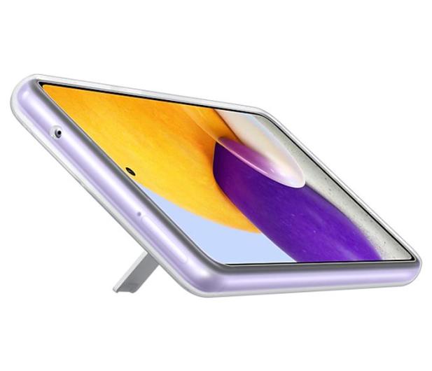 Samsung Clear Standing Cover do Galaxy A72 - 641811 - zdjęcie 5