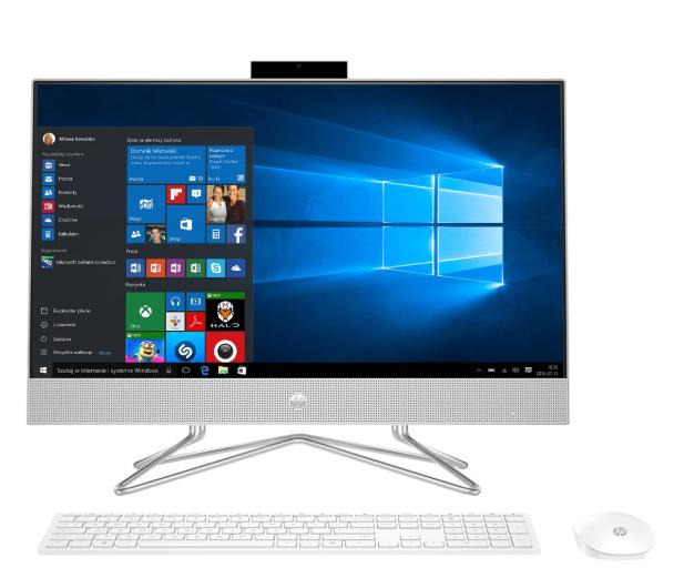 HP 24 AiO Ryzen 5-4500/16GB/960/Win10 Silver - 657474 - zdjęcie