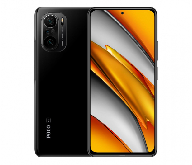 Xiaomi POCO F3 5G 6/128GB Night Black - 645376 - zdjęcie