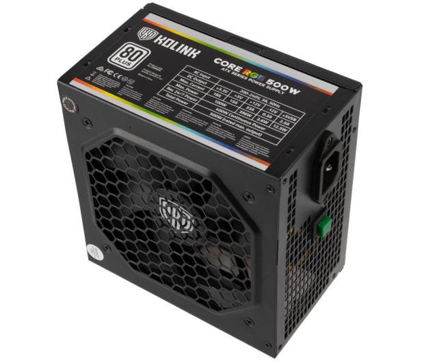 Kolink Core RGB 600W  80 PLUS - 648149 - zdjęcie 3
