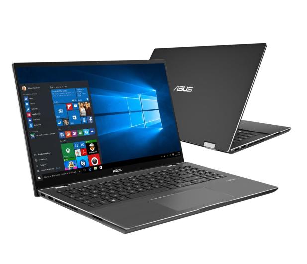 ASUS ZenBook Flip 15 i7-11370H/16GB/1TB/W10P GTX1650 - 651288 - zdjęcie