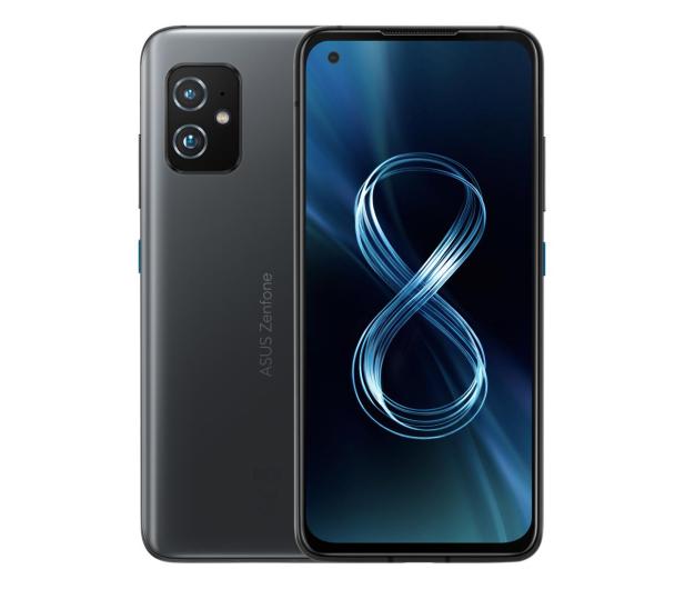 ASUS ZenFone 8 16/256GB Black - 650428 - zdjęcie