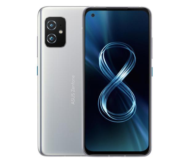 ASUS ZenFone 8 16/256GB Silver - 650429 - zdjęcie