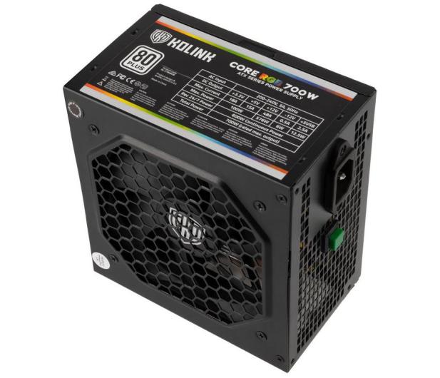 Kolink Core RGB 700W 80 PLUS - 648170 - zdjęcie 3