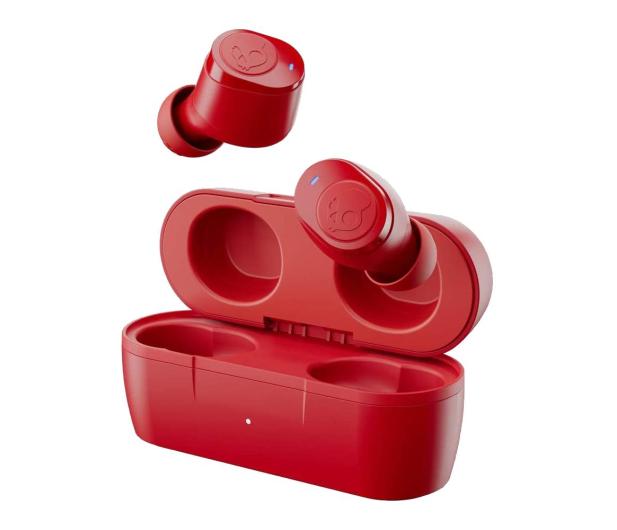 Skullcandy Jib True Wireless Czerwony - 653854 - zdjęcie