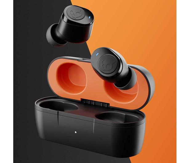 Skullcandy Jib True Wireless Czarno-pomarańczowe - 653856 - zdjęcie 5