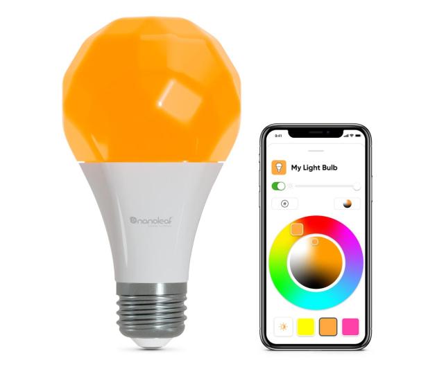 Nanoleaf Essentials Smart Bulbs - żarówka A19-A60-E27 - 651661 - zdjęcie