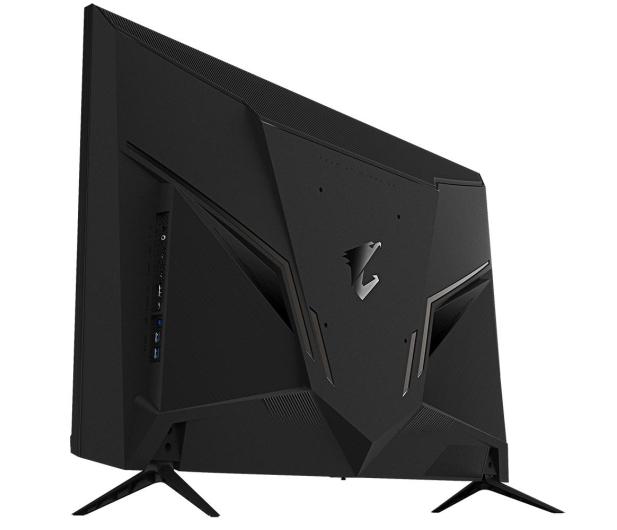 Gigabyte Aorus FV43U czarny 4K HDR HDMI 2.1 - 651999 - zdjęcie 6