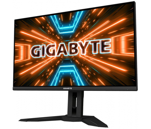 Gigabyte M32Q czarny HDR KVM - 631895 - zdjęcie 3