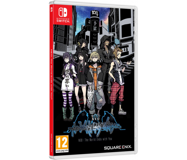 Switch Neo: The World Ends With You - 653816 - zdjęcie 2