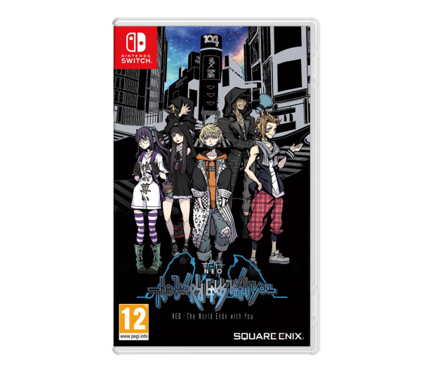 Switch Neo: The World Ends With You - 653816 - zdjęcie