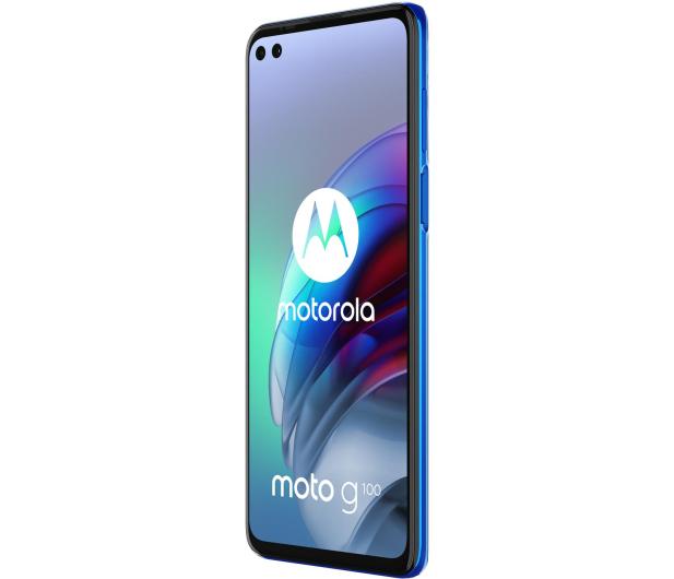 Motorola Moto G100 5G 8/128GB Iridescent Ocean 90Hz - 653525 - zdjęcie 3