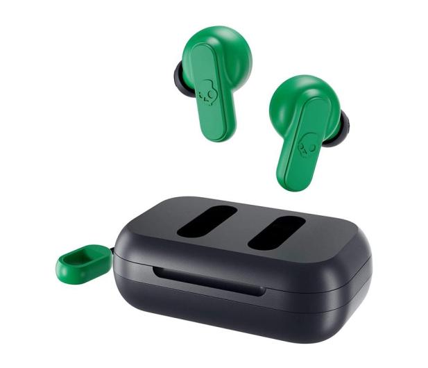 Skullcandy Dime True Wireless Granatowo-zielone - 653860 - zdjęcie