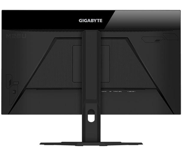 Gigabyte M28U czarny HDR KVM HDMI 2.1 - 653467 - zdjęcie 5