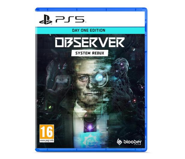 PlayStation Observer: System Redux Day One Edition - 655045 - zdjęcie