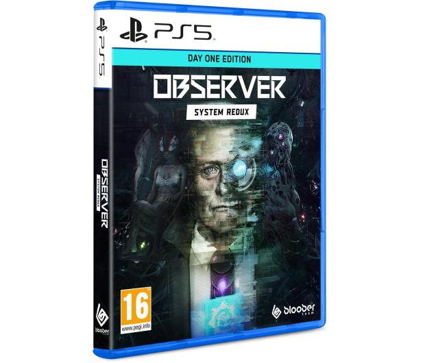 PlayStation Observer: System Redux Day One Edition - 655045 - zdjęcie 2