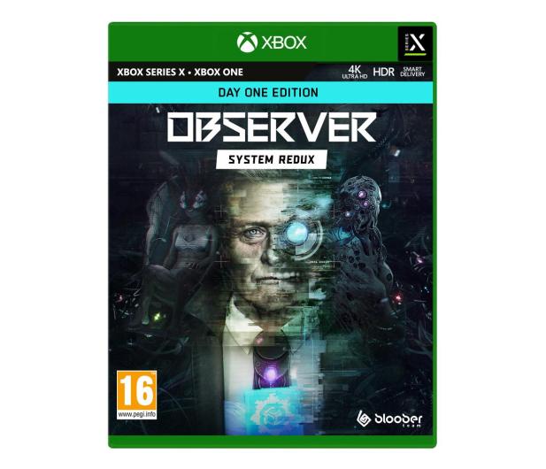 Xbox Observer: System Redux Day One Edition - 655042 - zdjęcie