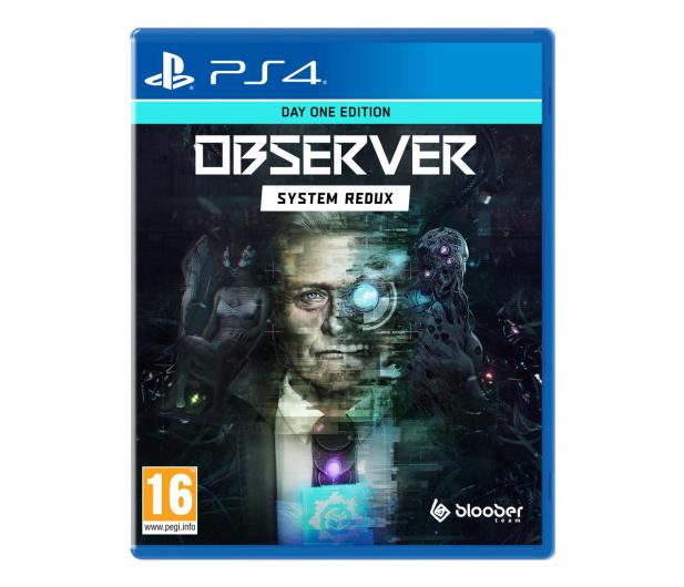 PlayStation Observer: System Redux Day One Edition - 655044 - zdjęcie