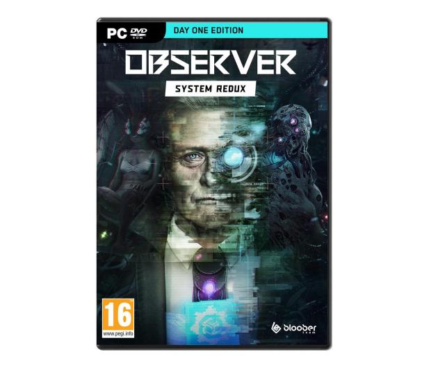 PC Observer: System Redux Day One Edition - 655041 - zdjęcie