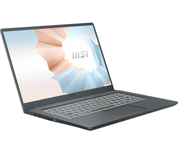 MSI Modern 15 i5-10210U/8GB/512/Win10  - 622536 - zdjęcie 4