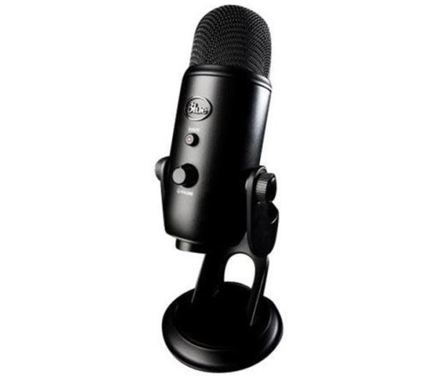 Blue Microphones Yeti Blackout - 652724 - zdjęcie 2