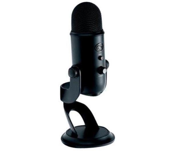 Blue Microphones Yeti Blackout - 652724 - zdjęcie 4