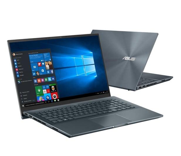ASUS ZenBook 15 i5-10300H/16GB/512/W10P GTX1650Ti - 655460 - zdjęcie