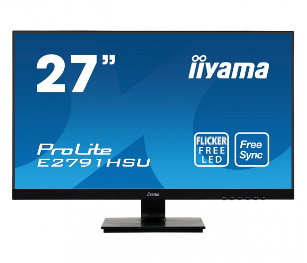 iiyama E2791HSU-B1 - 655789 - zdjęcie