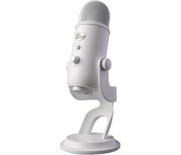 Blue Microphones Yeti White - 652728 - zdjęcie 3
