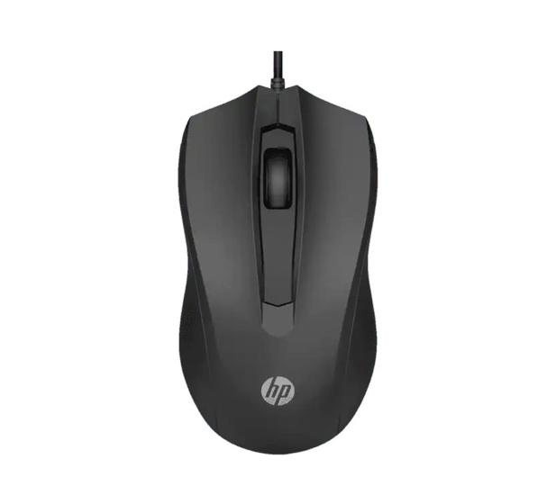 HP Wired Mouse 100 - 651105 - zdjęcie 4