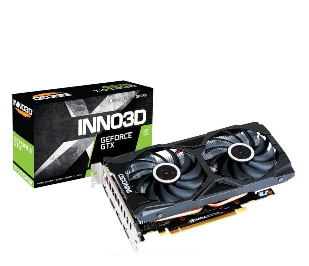 Inno3D GeForce GTX 1660 SUPER Twin X2 6GB GDDR6 - 656412 - zdjęcie