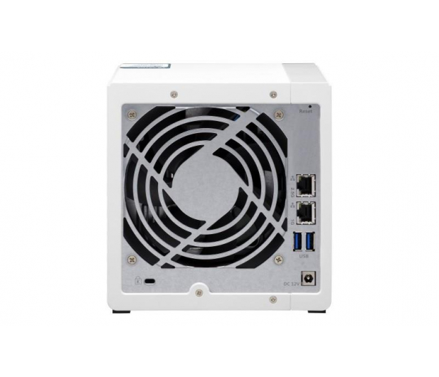 QNAP TS-431P3-4G (4xHDD, 4x1.7GHz, 4GB, 3xUSB, 2xLAN) - 656859 - zdjęcie 3