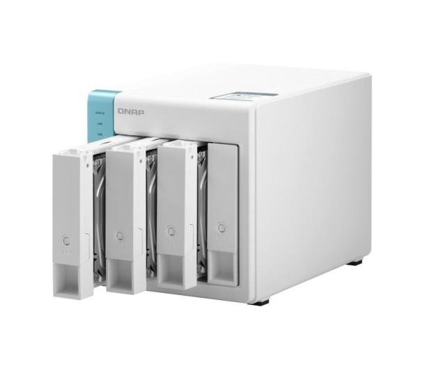 QNAP TS-431P3-4G (4xHDD, 4x1.7GHz, 4GB, 3xUSB, 2xLAN) - 656859 - zdjęcie 2