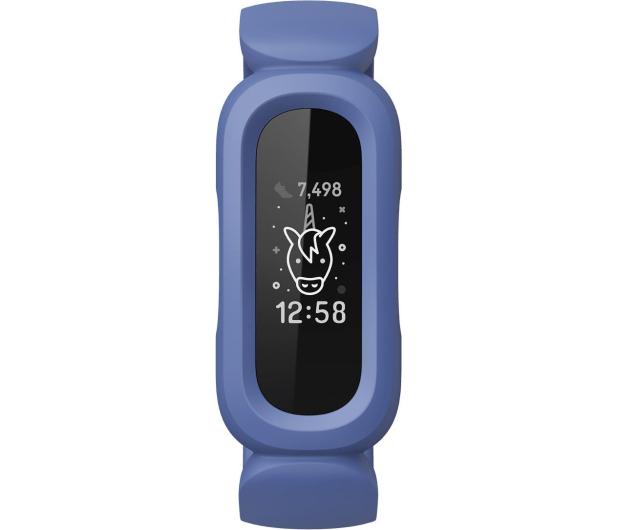 Fitbit ACE 3 niebieski - 647401 - zdjęcie 2