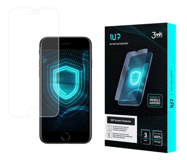 3mk 1UP ScreenProtector do Apple iPhone 7/8/SE 2020 - 656834 - zdjęcie