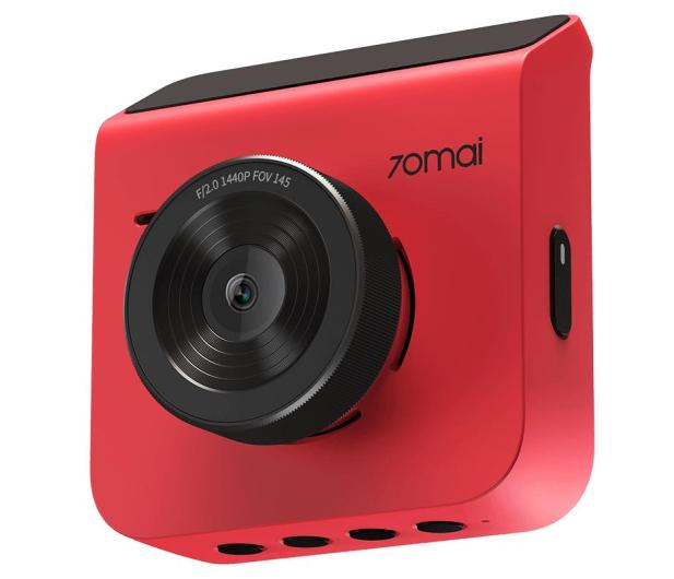 """70mai A400 Dash Cam QHD/2""""/145 + RC09  - 648464 - zdjęcie 3"""
