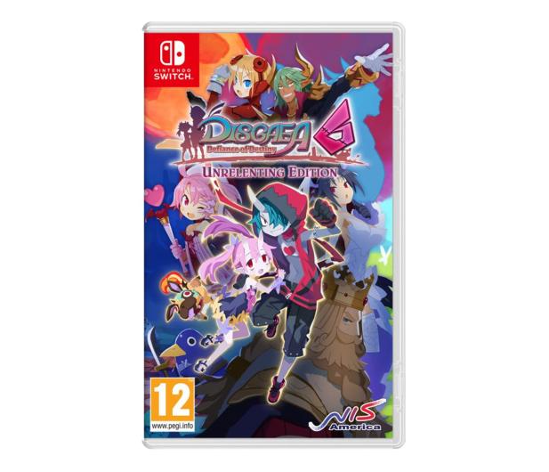 Switch Disgaea 6: Defiance of Destiny - Unrel. Ed. - 651078 - zdjęcie